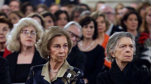 De concierto y con su hermana Irene: la vuelta de la reina Sofía a la agenda oficial