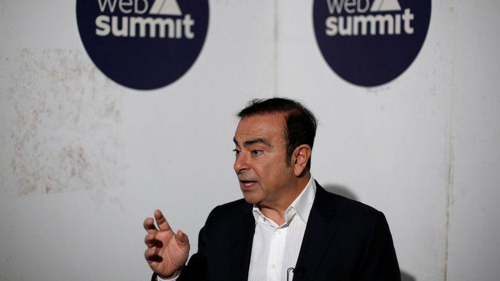 Foto: Carlos Ghosn, CEO de Renault-Nissan (Reuters)