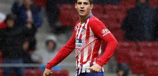 Post de El pulso de Morata: de ser criticado a salir ovacionado del Wanda Metropolitano