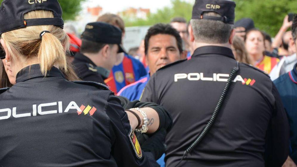 Foto: Agentes de la Policía Nacional (Policía Nacional)