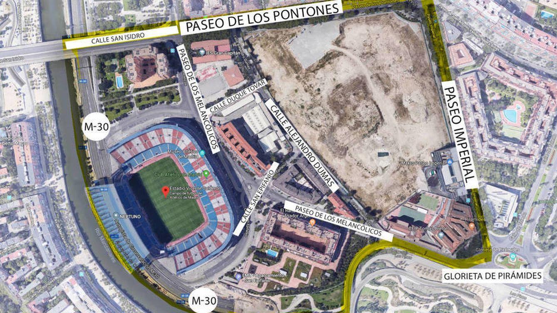 El tapado de Operación Calderón y la guerra por financiar unos terrenos millonarios