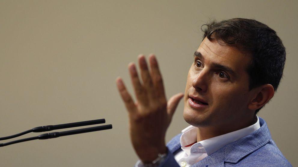 Rivera, convencido de la abstención del PSOE si Rajoy no pone exigencias