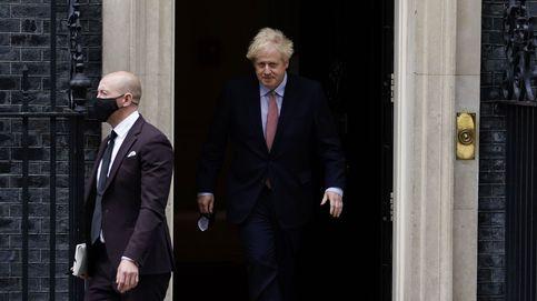 Guerra por el poder en Downing Street con la prometida de Johnson como lady Macbeth