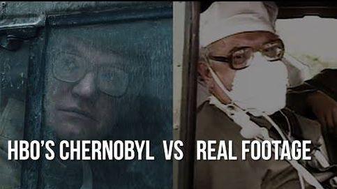 Así 'clavó' HBO las imágenes reales de Chernobyl