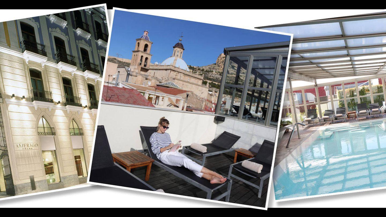 Hotel Hospes Amérigo, ubicado en un antiguo convento de los dominicos.  (Inmaculada Mariscal Bioque)