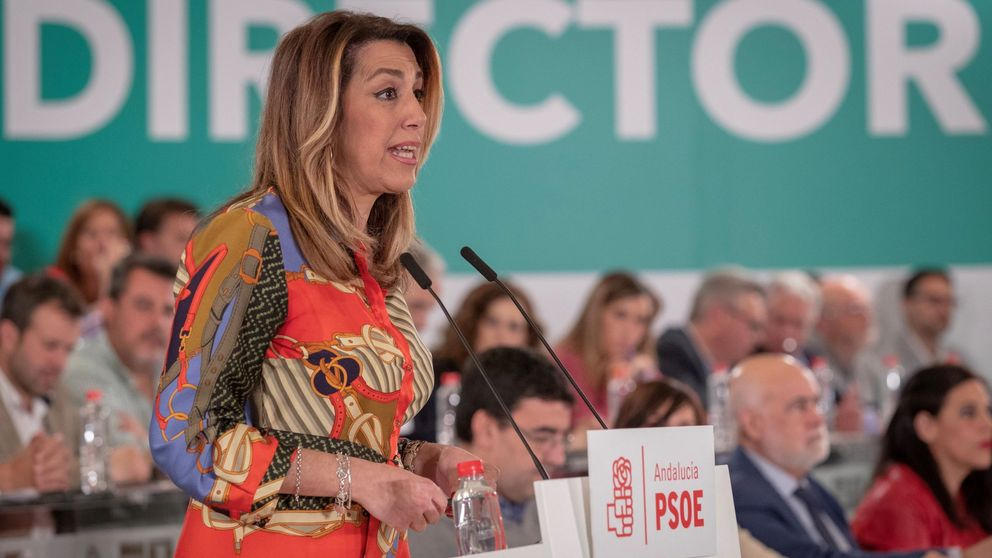 La Junta pagaba nóminas en Madrid y Bruselas a través de Idea