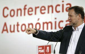 Antiblanqueo investiga al PSOE aragonés por desviar 13 millones a una galería de arte