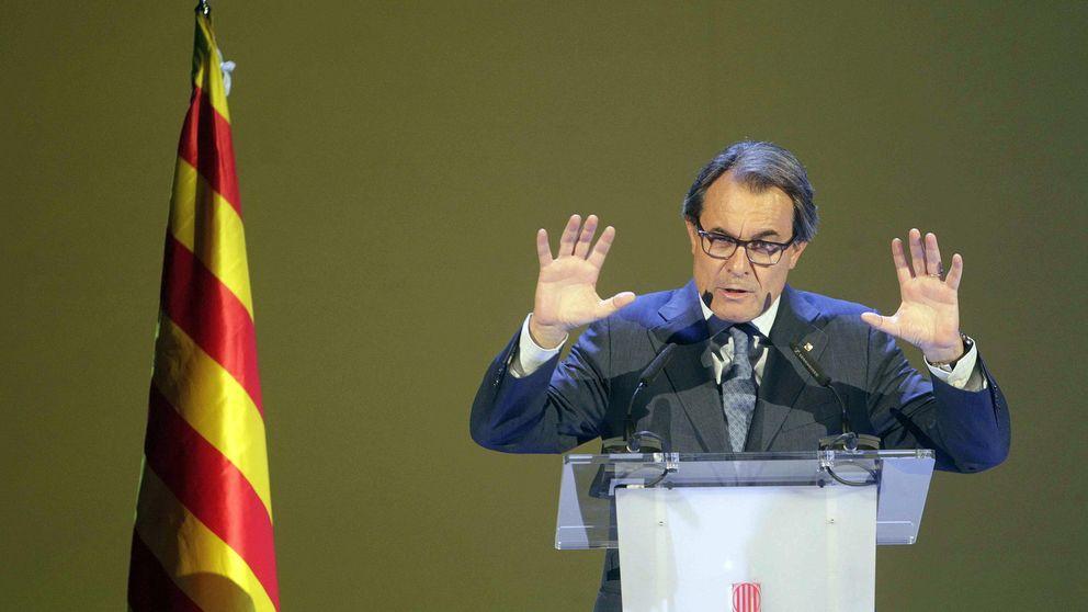 Mas le dice Catalá y Lesmes sentirse víctima de la politización de la justicia