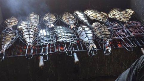 Cinco restaurantes de playa para comer pescado recién salido del mar