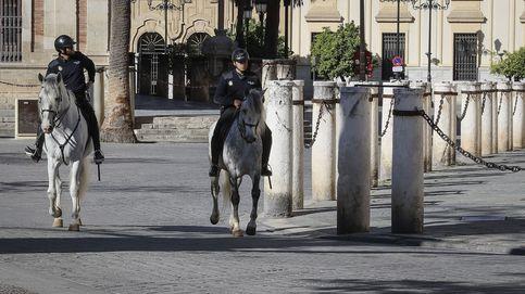 Detenido en Sevilla un varón tras agredir con un arma blanca a su pareja y autolesionarse