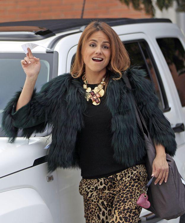 Foto: Mónica Hoyos en una imagen de archivo (Gtres)