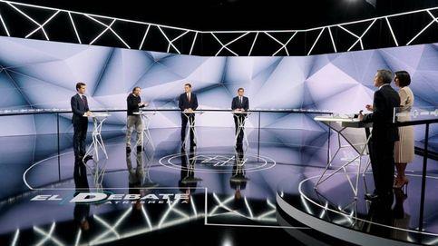 Equipos cercanos, concentración y deporte: así se prepara el debate final