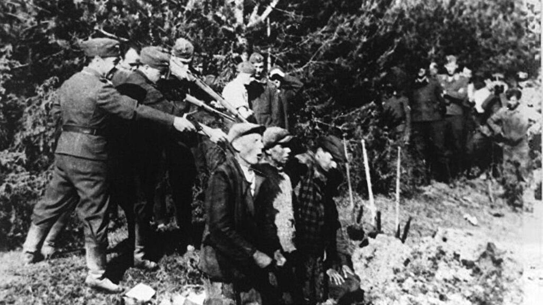 Einsatzgruppen: los verdugos de la retaguardia