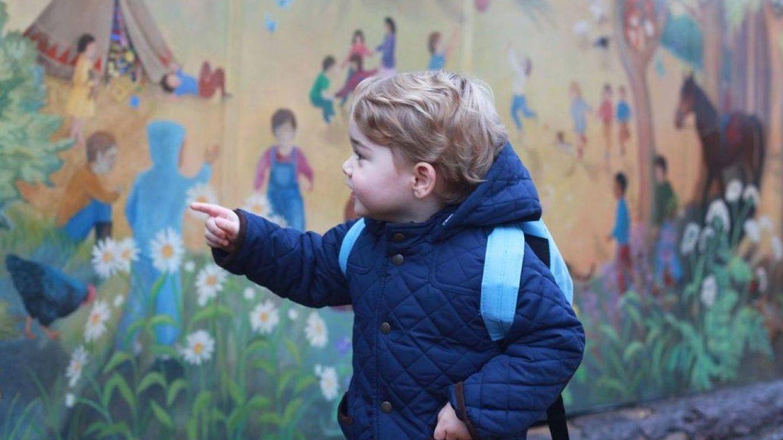 Foto: El príncipe George en una imagen de archivo (Gtres)
