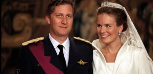 Post de Veinte años de la boda de Felipe y Matilde de Bélgica: 20 cosas que no sabías de la pareja