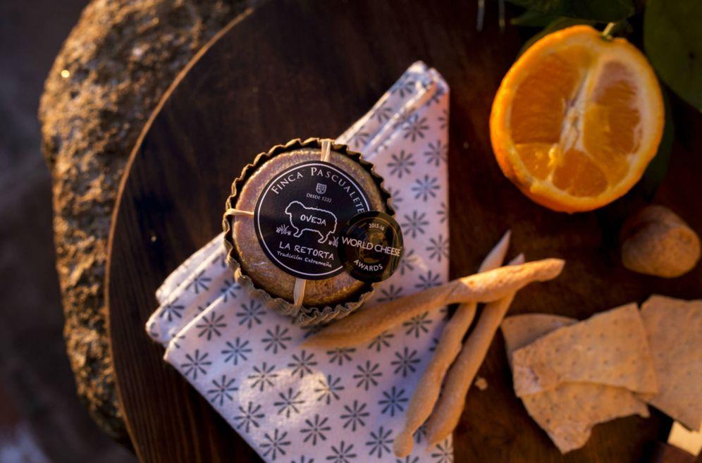 Foto: Este premiadísimo queso se elabora en la finca de la difunta condesa de Romanones.