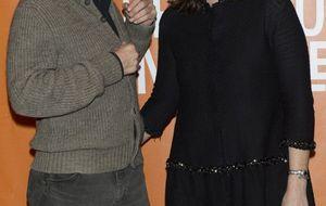 Tras confirmarse su romance, Ana Milán y Fernando Guillén Cuervo presentan su obra en Madrid