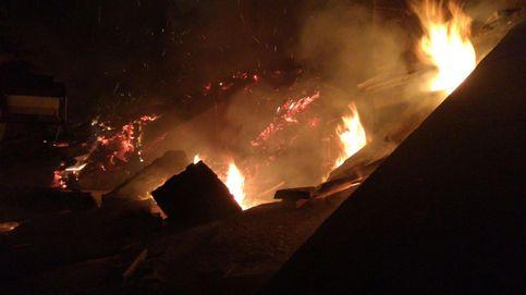 Volcán Masaya, un viaje al corazón de la Tierra y arde la abadía de 'El nombre de la rosa': el día en fotos