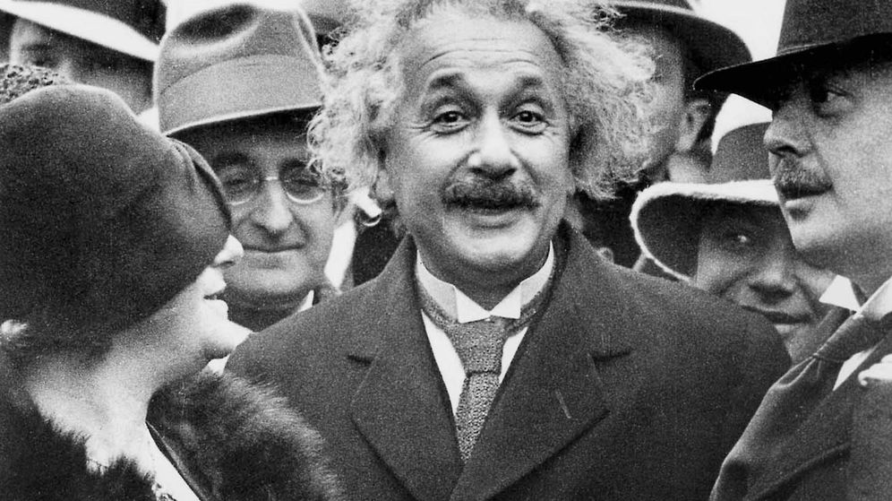 Foto: Albert Einstein. (Cordon Press)