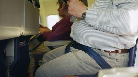Airbus patenta bancos para los pasajeros de avión con sobrepeso