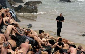 Spencer Tunick: El desnudo colectivo en la fotografía