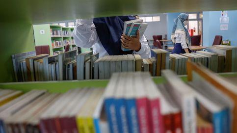 Reabren las bibliotecas de Yakarta