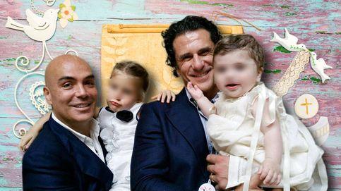 Nos colamos en el bautizo del hijo de Kike Sarasola y Carlos Marrero