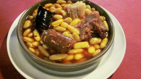 La mejor fabada del mundo, en el restaurante Los Pomares