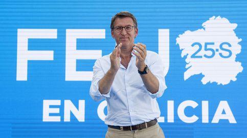 La política gallega mira de reojo a Madrid ante lo incierto de las elecciones