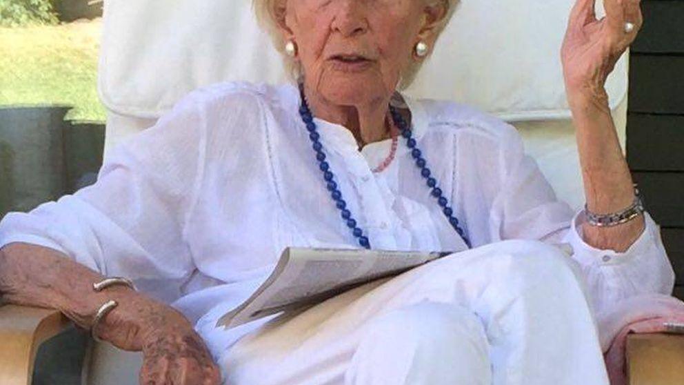 La española de 99 años que presionó al papa Francisco para erradicar la pena de muerte
