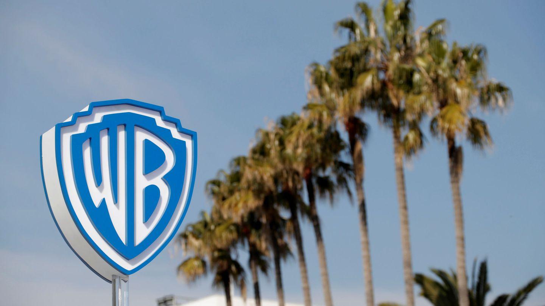 Logo de Warner Bross. (Reuters)