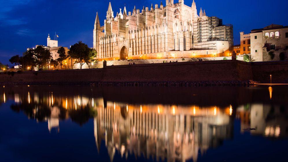 Foto: La Catedral de Palma. (Flickr)