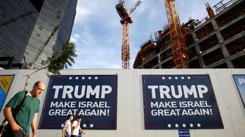 Lo que Trump hará por israelíes y palestinos