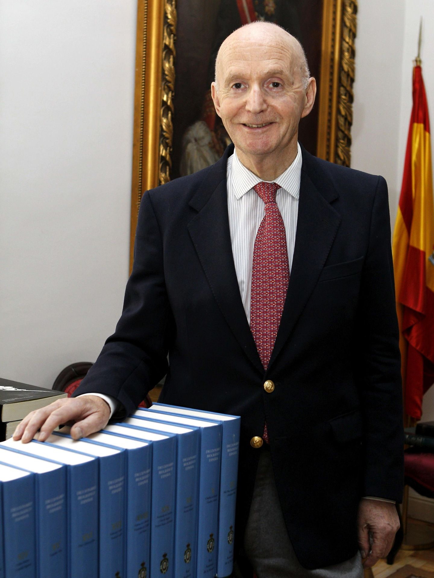 Fallece el director de la real academia de la historia, gonzalo anes