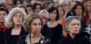 Post de De concierto y con su hermana Irene: la vuelta de la reina Sofía a la agenda oficial
