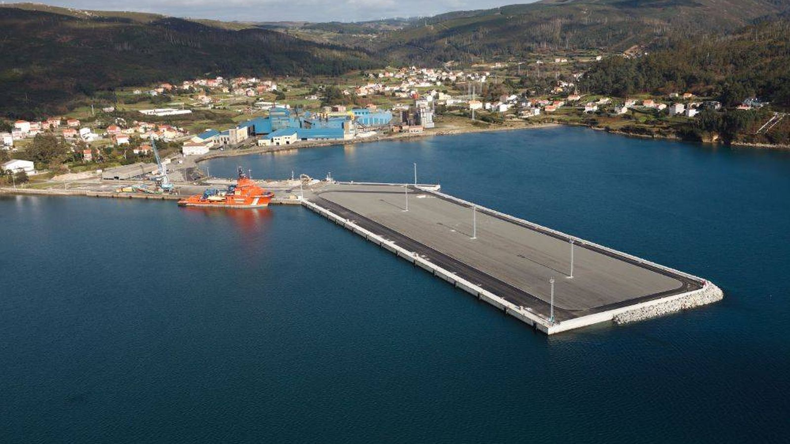 Foto: Ferroglobe en Cee. (ferroglobe.com)