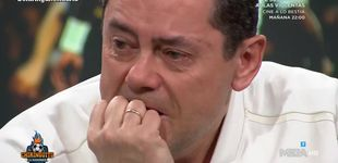 Post de 'El Chiringuito' | Tomás Roncero llora, sin consuelo, tras la derrota del Real Madrid