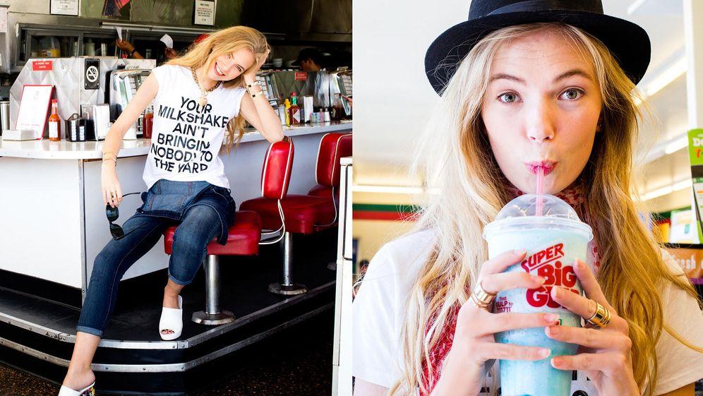 Foto: ¿Han quedado las blogueras de moda para promocionar compresas y lácteos?