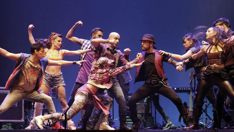 Estopa, el musical de Mayumana. Un Romeo y Julieta descafeinado a ritmo de batucada