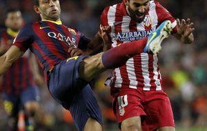 Mascherano se perderá tres partidos tras confirmarse su lesión muscular