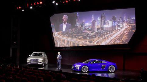 Audi R8 e-tron piloted driving concept, el futuro