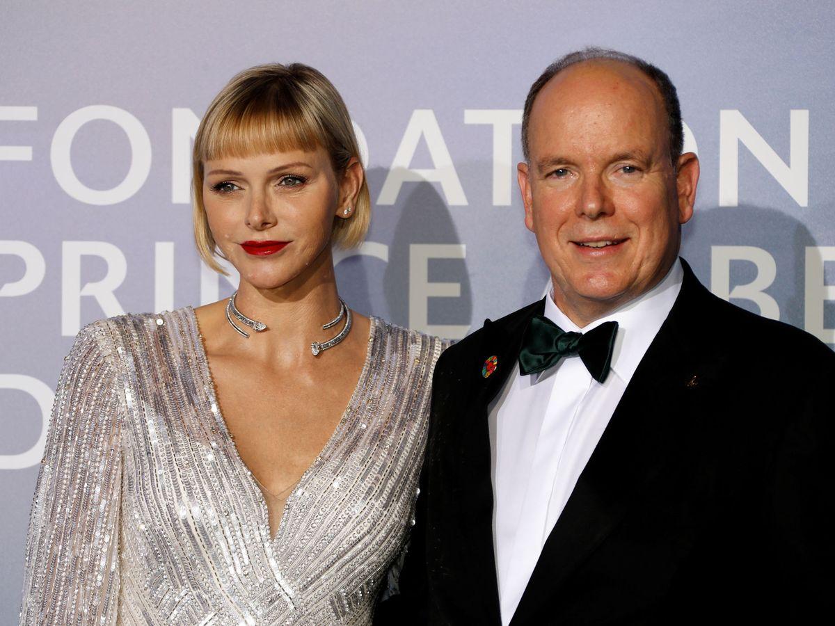 Foto: Alberto y Charlène de Mónaco. (Reuters)