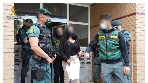 Cae una red que explotaba a mujeres encerradas y obligadas a consumir droga