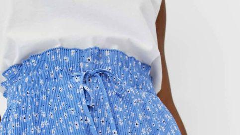Con esta falda pantalón fresquita de Stradivarius lucirás piernas kilométricas