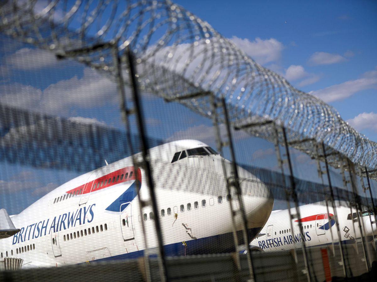 Foto: Aeropuerto de Heathrow, Londres. (Reuters)
