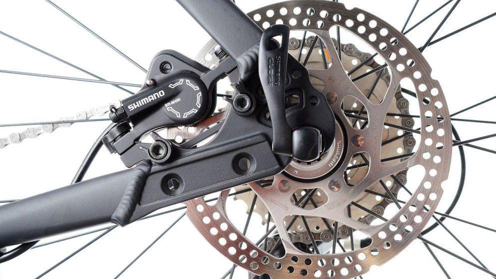Frenos de disco:  muy discutible para el profesional, bueno para el cicloturista