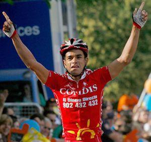 Leonardo Duque, triunfo con sabor colombiano