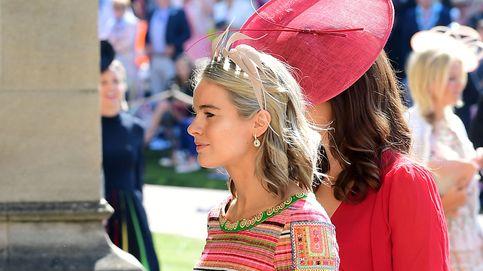 Chelsy Davy y Cressida Bonas, ex del príncipe Harry, no se pierden la boda real