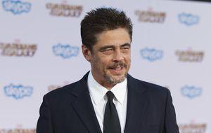 Benicio del Toro, Premio Donostia del Festival de San Sebastián
