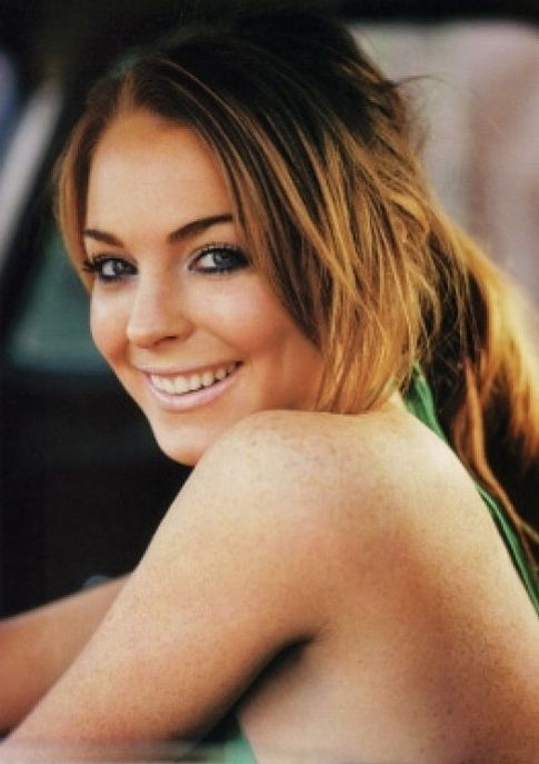 Foto: Lindsay Lohan, la mujer más deseada del mundo